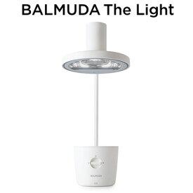 【キャッシュレス5%還元店】【返品OK!条件付】バルミューダ デスクライト BALMUDA The Light L01A-WH ホワイト【KK9N0D18P】【120サイズ】