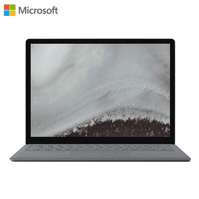 【返品OK!条件付】マイクロソフト ノートパソコン 13.5インチ Surface Laptop 2 LQN-00058 プラチナ サーフェス【KK9N0D18P】【100サイズ】