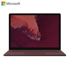 【キャッシュレス5%還元店】【返品OK!条件付】マイクロソフト ノートパソコン 13.5インチ Surface Laptop 2 LQQ-00057 バーガンディ サーフェス【KK9N0D18P】【100サイズ】