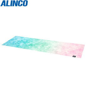 【返品OK!条件付】アルインコ トラベルヨガマット 1mm WBY7015 ALINCO【KK9N0D18P】【80サイズ】