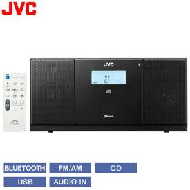 【キャッシュレス5%還元店】【返品OK!条件付】JVC ビクター コンポ コンパクトコンポーネントシステム Bluetooth対応 NX-PB30-B ブラック 【KK9N0D18P】【100サイズ】