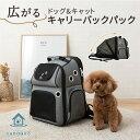 犬 犬用 猫 リュック キャリーバッグ キャリーケース 耐荷 10kg 小型 簡易 ペットハウス 軽量 コンパクト 収納 移動 …