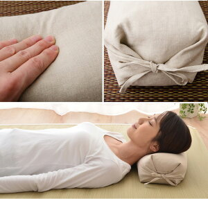 日本製近江の麻ごろ寝枕