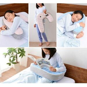 寝ゾウ枕ギャラリー