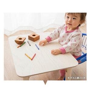 初めての家具は背丈に合った小さめサイズ。お絵かきにも、おままごとにも、勉強机にも使えます。
