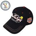 【NEWモデル】ブルーティーゴルフゴルフキャップスマイルコットンキャップ(CP-001ブラック)メンズゴルフキャップ/帽子/キャップ/バイザー【送料無料】(メーカー取寄せ)