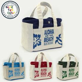 ブルーティーゴルフ ラウンドトートバッグ 【2019新作モデル】ALOHA ON THE BEACH (TT-004)ラウンドバッグ/カートバッグ/ゴルフトートバッグ/メンズ/レディース(即納・取寄せ)