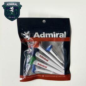 アドミラルゴルフ ゴルフティ (ロング・ショート) ツアーティ5本セット (ADMG0ST1) 【AdmiralGolf/アドミラルゴルフ】【即納・メーカー取寄】