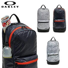 オークリー バックパック 2019FW新作 Essential Backpack M 3.0(921559JP) PC収納 シューズスペース バッグ メンズバッグ リュックサック 【送料無料】【店舗在庫】【OAKLEY正規品】