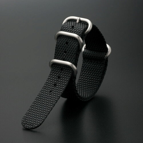 EMPIREoriginalHONEYCOMBZULUハニカムナイロンズールー時計ベルト腕時計バンド替えベルトベルト交換ブラックNATOナトー18mm20mm22mm