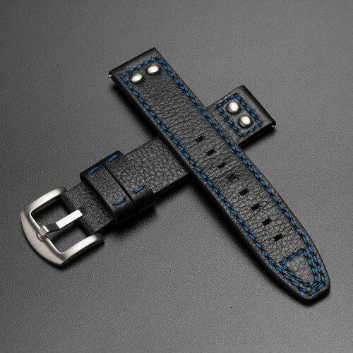 EMPIREAIRMAN(エアマン)イタリアンレザー腕時計ベルトバンド時計ベルト腕時計ベルト20mm22mmEASYCLICK(イージークリック)