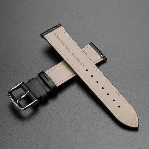 EMPIREDoubleLines(ダブルライン)イタリアンレザー腕時計ベルトバンド時計ベルト腕時計ベルト18mm20mmEASYCLICK(イージークリック)