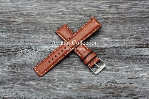 時計ベルトEMPIREAVIATOR(アビエイター)イタリアンレザー腕時計ベルトバンド時計ベルト腕時計ベルト18mm20mm22mmイージークリックダニエルウェリントンにも