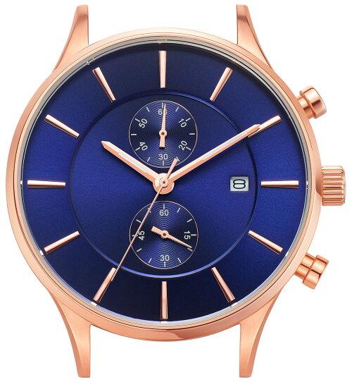 ClassicRoundChrono42mmクロノグラフ腕時計メンズ(ベルト別売り)