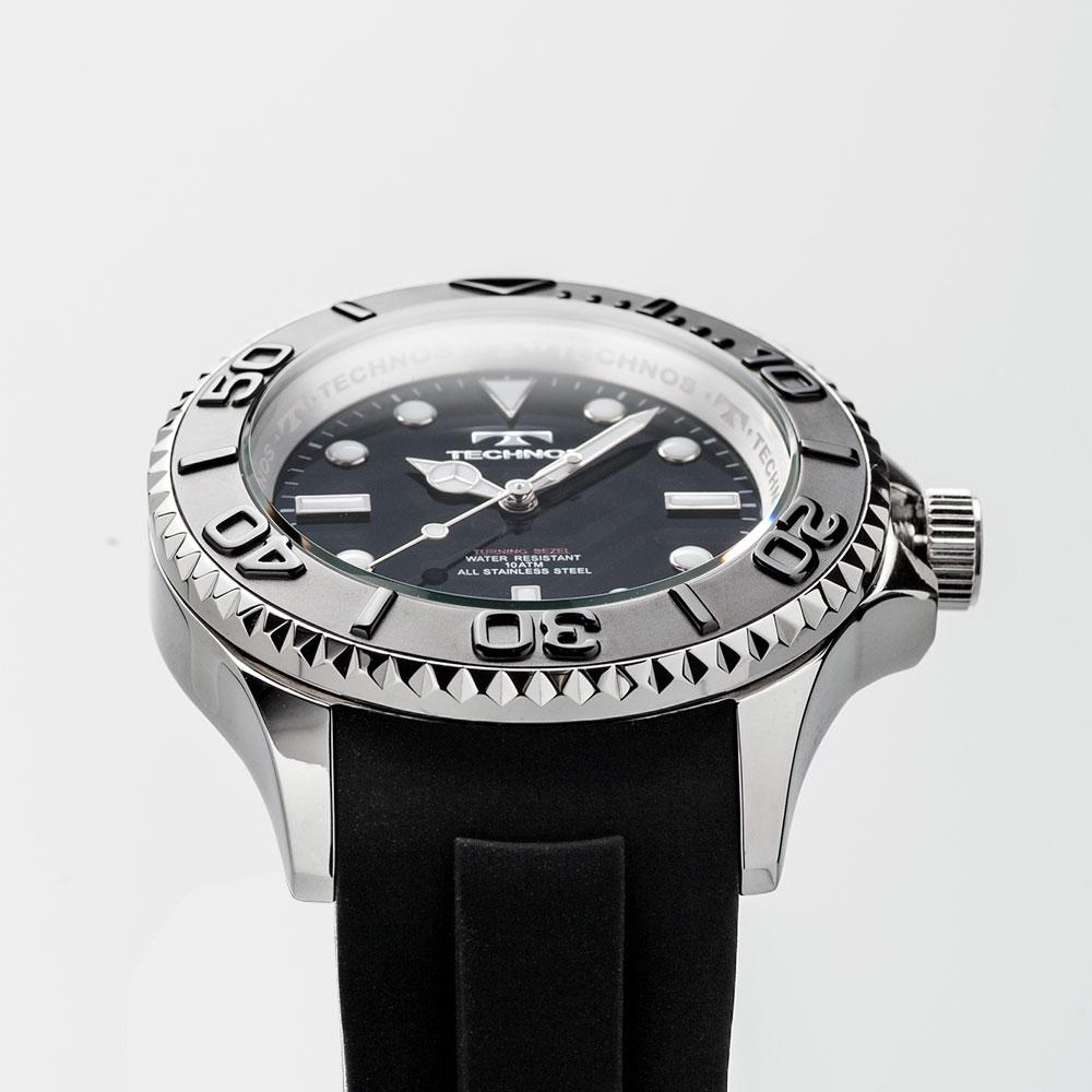 TECHNOS テクノス 腕時計 メンズ T4611