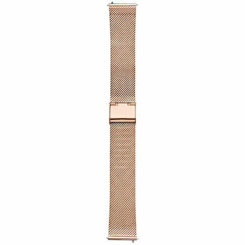 ダニエルウェリントン対応 36mmに使えるメッシュベルト EMPIRE オリジナル ローズゴールド イージークリック 時計 ベルト