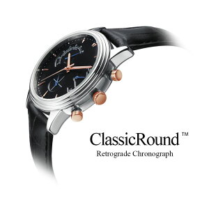 ClassicRound35mmクロノグラフレトログラード
