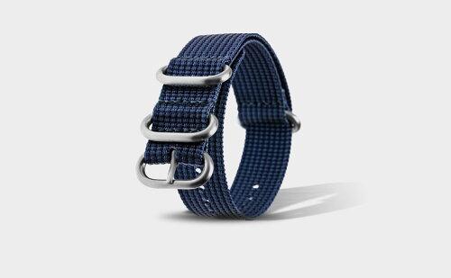 【期間限定価格】EMPIRE撥水3DナイロンZULUミリタリー4リング時計ベルト腕時計ベルト時計ベルト腕時計ベルト革18mm20mm22mm