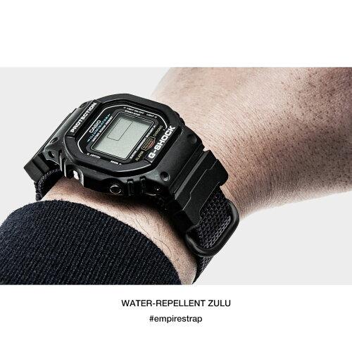 時計ベルト18mm20mm22mmEMPIRE撥水3DナイロンZULUミリタリー防水時計ベルト腕時計バンドNATOナトー
