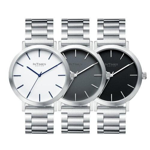 InTimesBauhausic43mmインタイムスメンズ腕時計