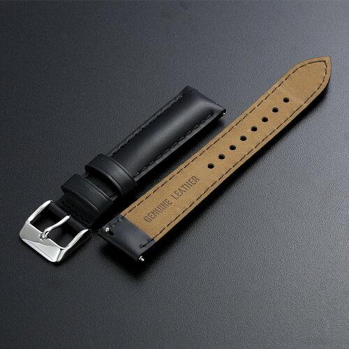 EMPIRE時計ベルトダニエルウェリントンにも使える!オイリーカウハイドレザー本革腕時計バンドセルフチェンジ/イージーレバー/イージークリック18mm20mm22mm
