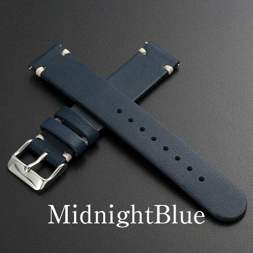 EMPIRE時計ベルト時計バンドダニエルウェリントンにも使える!イタリアンレザーダブルサイド両面イタリアンレザー仕様本革時計ベルトバンドストラップ18mm20mm22mmハンドステッチ