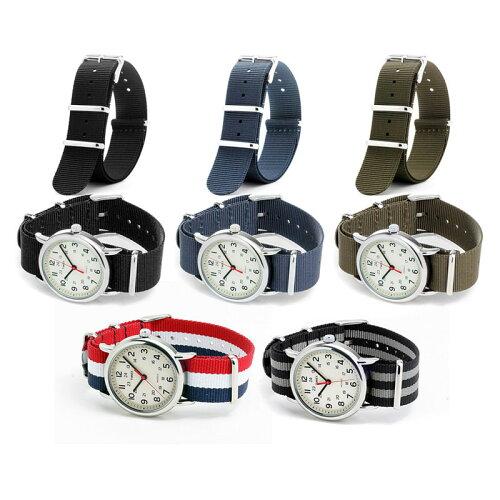 NATOベルト時計ベルト時計バンドダニエルウェリントンタイメックスパネライ