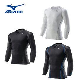 送料込み(ネコポス発送)ミズノ mizuno K2MJ6B61 バイオギアシャツ BG7000T メンズ アンダーシャツ