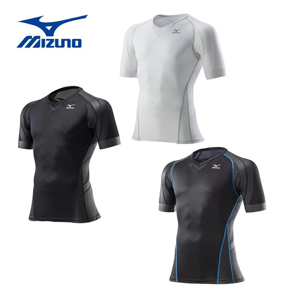 【ネコポス(メール便)選択可】 ミズノ mizuno BG7000T バイオギアシャツ(半袖)K2MJ7A61 メンズ バイオギア