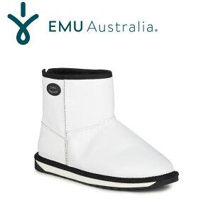 【公式】EMU Australia エミュ Stinger Mini Zip ブーツ ムートンブーツ シープスキンブーツ 撥水 送料無料