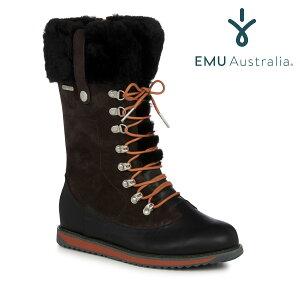 【公式】EMU Australia エミュ Orica Hi ブーツ ムートンブーツ シープスキンブーツ 防水 送料無料