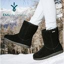 【スーパーセール限定特価】【公式】EMU Australia エミュ Paterson Classic Lo ブーツ ムートンブーツ シープスキンブーツ レディース メンズ 防水 送料無料