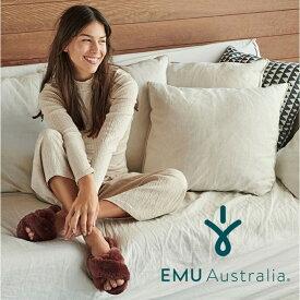 【公式】EMU Australia エミュ Mayberry ファーサンダル シープスキン ムートンスリッパ 送料無料