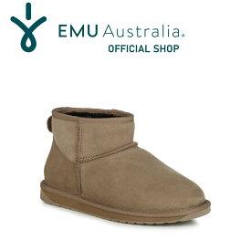 【公式】EMU Australia エミュ Stinger Micro ブーツ ムートンブーツ シープスキンブーツ 撥水 レディース メンズ 送料無料
