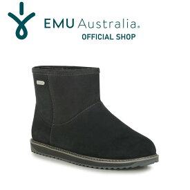 【公式】 EMU Australiaエミュ PatersonClassic Mini ブーツ ムートンブーツ シープスキンブーツ 防水 レディース メンズ 送料無料