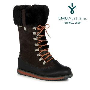 【公式】EMU Australia エミュ Orica Hi ブーツ ムートンブーツ シープスキンブーツ 防水 レディース メンズ 送料無料