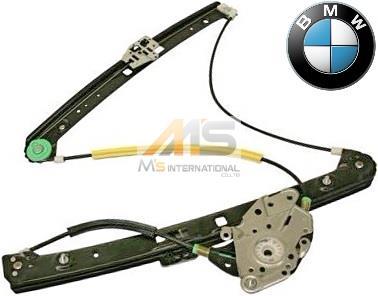 【M's】E46 BMW 3シリーズ(98y-05y)純正品 フロント ウインドーレギュレーター(右側)//正規品 ウィンドーレギュレター 右前 318i 320i 323i 325i 328i 330i 5133-7020-660 51337020660
