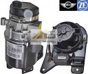 【M's】R50 R52 R53 BMW ミニ R16(2001y-2006y)パワステポンプ + 電動ファン 2点SET/純正OEM 3241-6778-42...