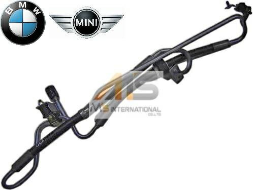【M's】BMW R50 R52 R53 ミニ RA16(01y-06y)純正品 パワステプレッシャーホース//パワーステアリング プレッシャーホース ワン/クーパー/クーパーS 3241-6781-786 32416781786