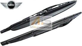 【M's】R50 R53 R55 R56 BMW ミニ/純正品 フロント ワイパーブレード(左右セット)//正規品 MINI ワン クーパー クーパーS クラブマン 6161-2156-548 61612156548