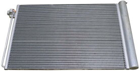 【M's】BMW E60 E61 E63 E64 E65 E66 純正OEM エアコンコンデンサー 新品 6450-9122-825 64509122825 5シリーズ 6シリーズ 7シリーズ