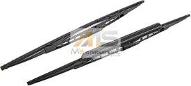 【M's】E53 BMW X5(2000y-2007y)フロント ワイパーブレード 左右セット//社外品 優良メーカー品 3.0i 4.4i 4.6is 4.8is 6161-0032-743 61610032743