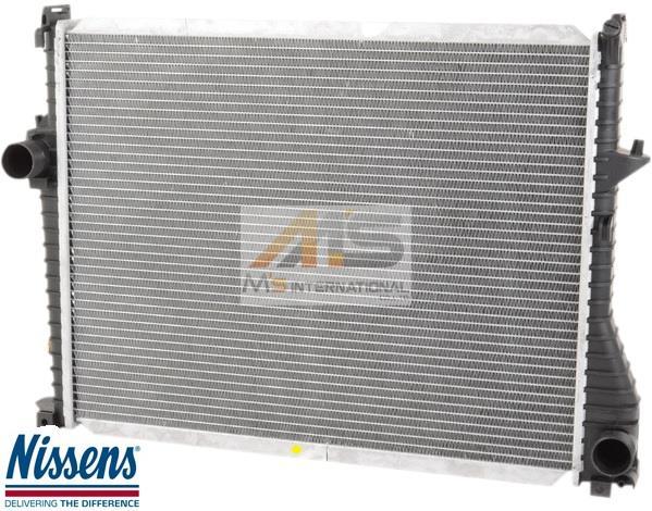 【M's】E46 E36 3シリーズ/Z3 E36(M52/M54)NISSENS製・他 ラジエーター//BMW ラジエター 1710-1715-319 17101715319