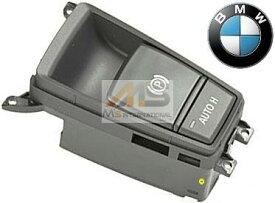 【M's】E70 X5 LCI/E71 E72 X6 X6hybrid 純正品 パーキングブレーキ スイッチ//BMW Xシリーズ 正規品 パーキングスイッチ 6131-9148-508 61319148508