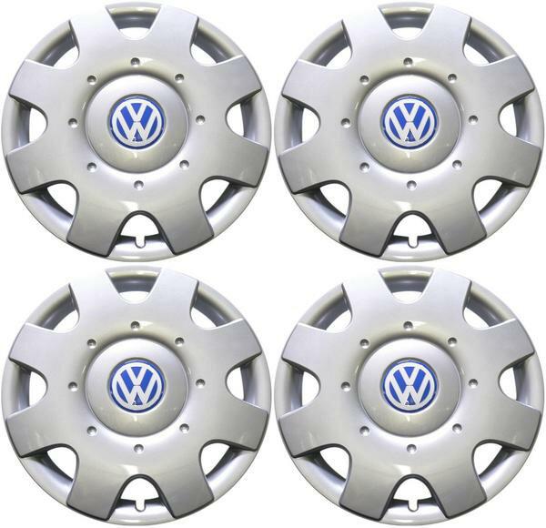 【M's】VW フォルクスワーゲン Newビートル ニュービートル/純正品 ホイールカバー(1台分/4枚)新品