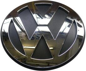 【M's】VW フォルクスワーゲン Newビートル ニュービートル/純正品 フロントエンブレム(メッキ/クロム)新品