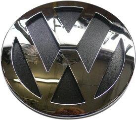 【M's】VW フォルクスワーゲン ポロ/純正品 リヤエンブレム(メッキ/クローム)新品
