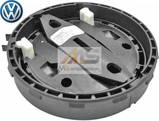 【M's】VW トゥアレグ(07y-10y)純正品 ミラーモーター1個(メモリー機能無しタイプ)//正規品 ドアミラー調整用モーター フォルクスワーゲン Touareg 7L6-959-577 7L6959577