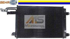 【M's】VW イオス/EOS(1F)BEHR製・他 エアコンコンデンサー//純正OEM A/C ACコンデンサー エアコン コンデンサー 1K0-820-411Q 1K0820411Q 8FC351.301-041 8FC351301041