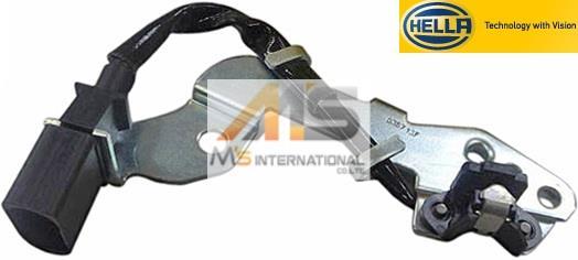 【M's】アウディ A4(B5)/A3 S3(8L)HELLA製・他 カムシャフトセンサー//純正OEM AUDI ヘラ カムシャフトポジションセンサー 06A-905-161B 06A905161B